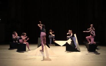 Festival académique UNSS des Arts du Cirque 2018