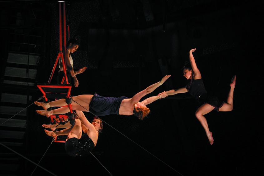 Le cirque : de la transmission familiale aux écoles de cirque