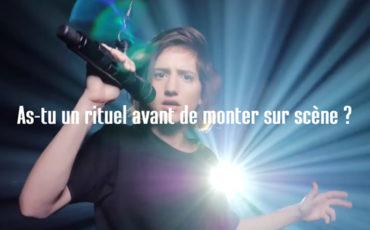 Interview téléphonique d'Aloïse Sauvage