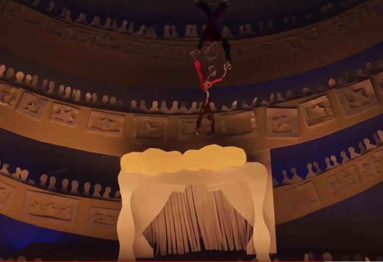 Une petite histoire du cirque en 2min59 et quelques...
