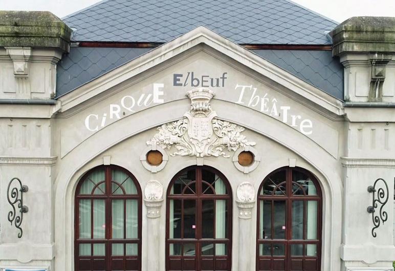 Reportage de France 3 sur le Cirque-Théâtre